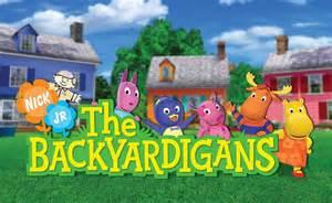 The Backyard Agains by The Backyardigans Kidz Showz