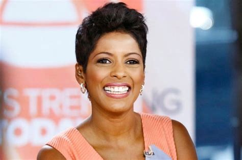 the today show tamara hall hair cut tamron hall leaves the today show essence com