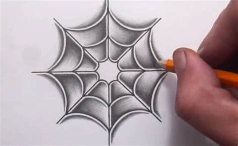how to shade a tattoo how to shade in a spider web