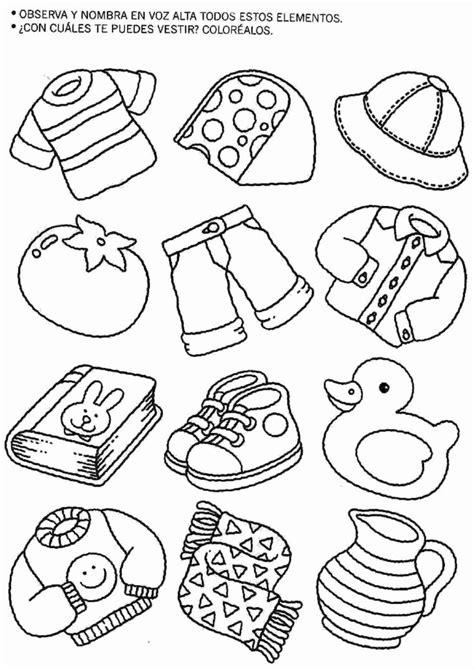 imagenes para pintar para niños actividades para ni 241 os preescolar primaria e inicial
