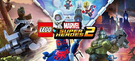 Ps4 Lego Marvel Heroes 2 lego marvel heroes 2 test playstation 4
