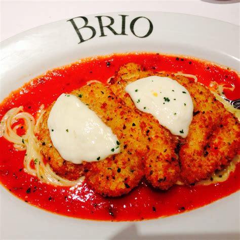 chicken milanese brio chicken milanese crispy romano chicken with herb pasta