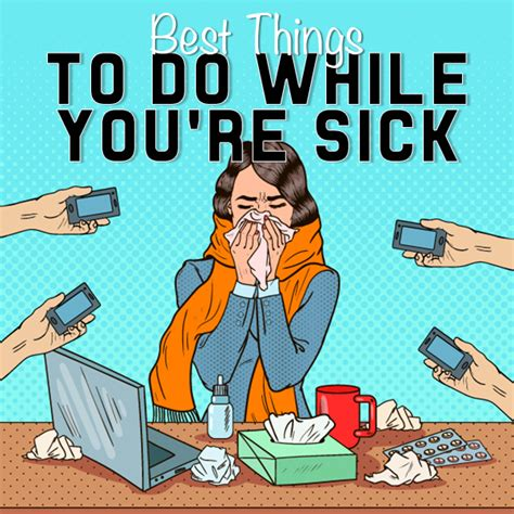 things to do while on bed rest best ways to use your phone while you re sick