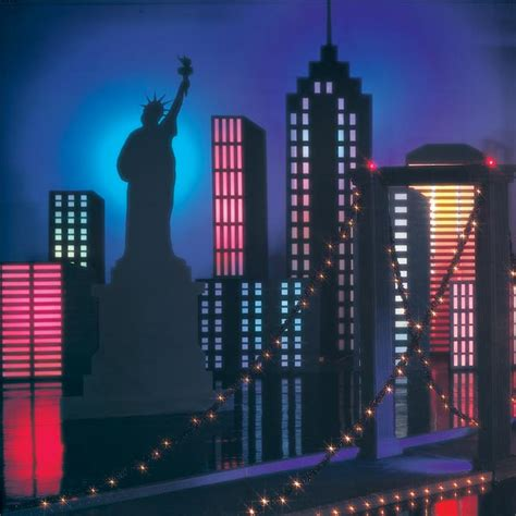 new york city theme decorations new york new york complete prom theme s