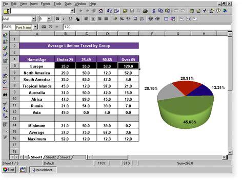 Quattro Pro Spreadsheet by Corel Quattro Pro