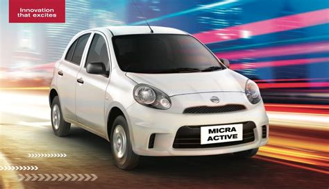 nissan micra active india nissan micra active diesel variant under consideration