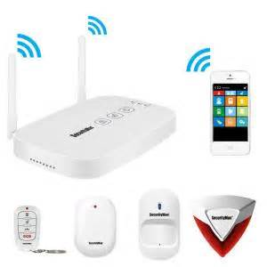 securityman diy wireless security alarm system