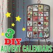diy advent calendar spotlight daily 187 your healthy obsession