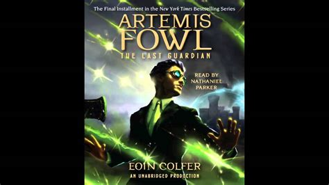 Artemis Fowl The Last Guardian artemis fowl 8 the last guardian by eoin colfer and read