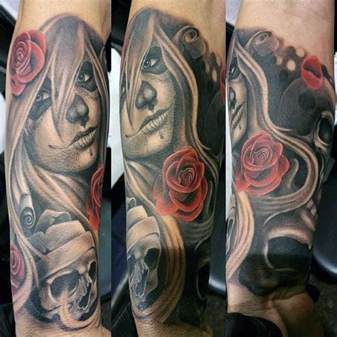 rose upper arm tattoo top 50 best arm tattoos for bicep designs and ideas