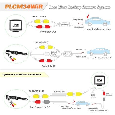 dual backup wiring diagram toyota oem parts diagram