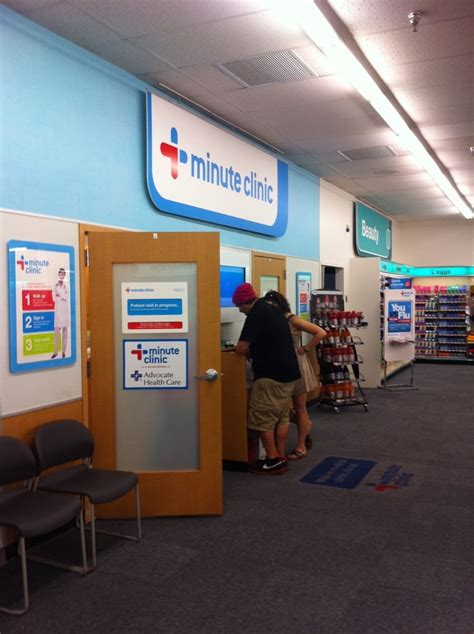 cvs minuteclinic arzt lakeview chicago il reviews