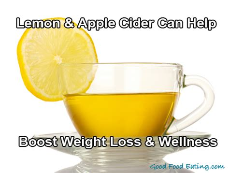 Apple Cider Lemon Detox by How To Boost Weight Loss Wellness A Morning Drink To