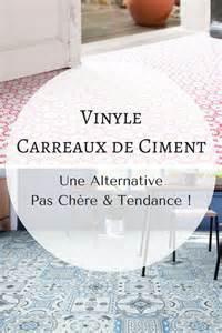 vinyle carreaux de ciment une alternative d 233 co pas ch 232 re