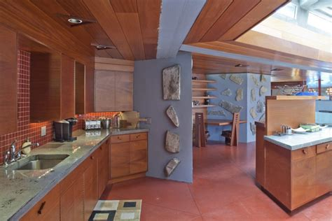 frank lloyd wright kitchen design frank lloyd wright s heart island house