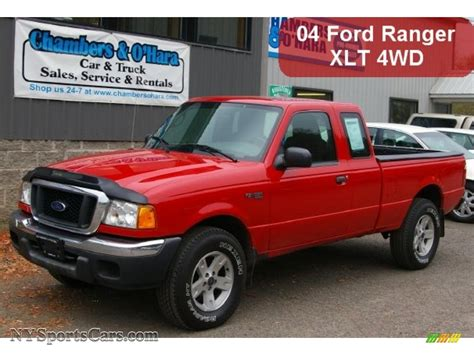 how cars engines work 2006 ford ranger parental controls 2004 ford ranger xlt supercab 4x4 in bright red b37488 nysportscars com cars for sale in