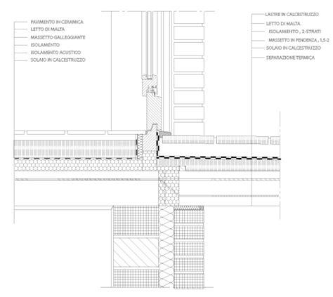 solaio terrazzo balcone soletta armata particolare costruttivo