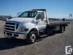 Com itm tow truck flat bed roll back f650 2004 low miles 251374175263