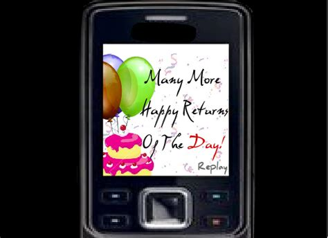 Free Mobile Birthday Cards Wishes Through Mobile Free Happy Birthday Ecards