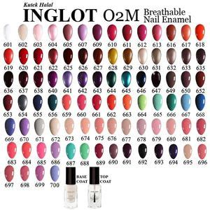 Inglot Halal O2m 699 By Opi Kutek 9 best inglot nail swatches images on