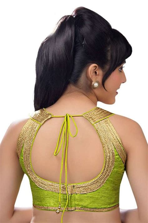 9 Beautiful Blouses For by 9 Beautiful Pot Neck Blouse Designs For Designer Sarees