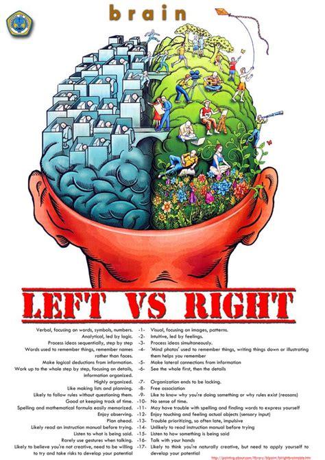 rekomendasi film mengasah otak poster perbedaan otak kanan dan otak kiri oleh choiron