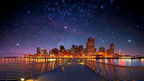 enchant  desktop   starry night wallpapers