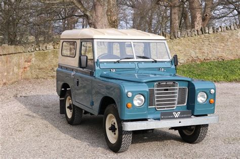 land rover series 3 land rover series 3 88 quot immaculate condition kux556w