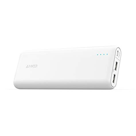 Anker Powercore Edge 20000mah Can Charge Your Phone Fully Up To 7x anker powercore 20100 20000mah ultra high capacity power import it all