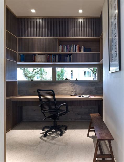 study space design decorating creative built in studying desk on small space