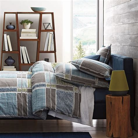 percale bed sheets lofthome by the company store 174 suffolk geo percale bedding goodglance