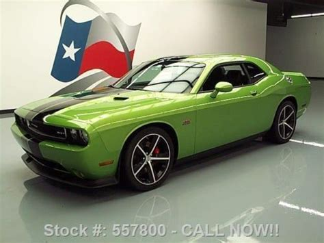 Buy used 2011 DODGE CHALLENGER SRT 8 392 HEMI NAV 20