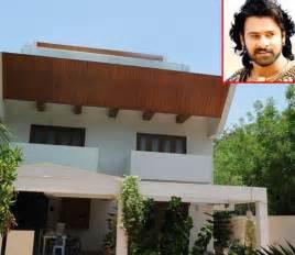 Actors Houses In Pics The Dream Houses Of Bahubali Actor Prabhas