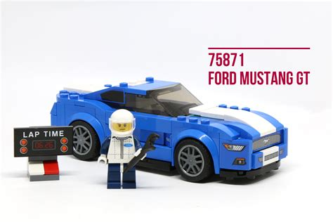 lego ford mustang review lego 75871 ford mustang gt