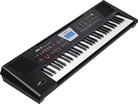 roland bk  backing keyboard mega  store