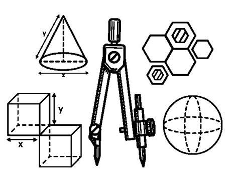 imagenes de caratulas de sistema geometrico dibujo de dibujo t 233 cnico para colorear dibujos net