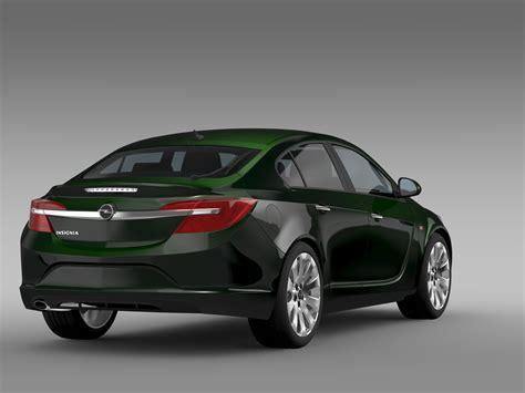 Opel Models by Opel Insignia Hatchback 2015 3d Model Buy Opel Insignia