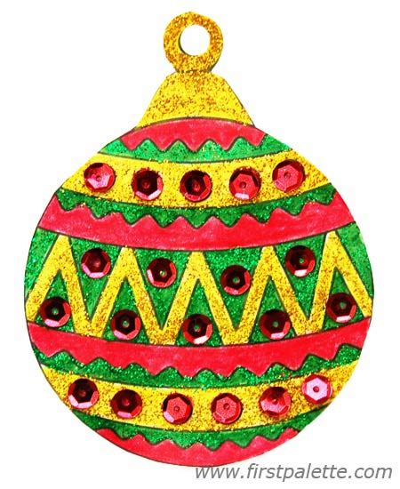 christmas tree decorations printable printable tree ornaments craft crafts firstpalette