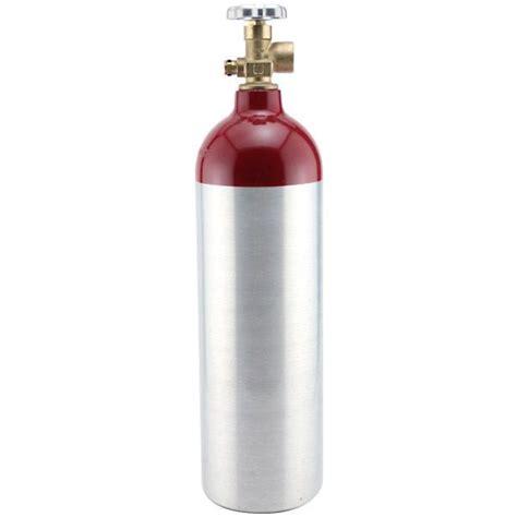 Nitrogen Gas by Nitrogen Gas Tank 22 Cubic Foot Aluminum