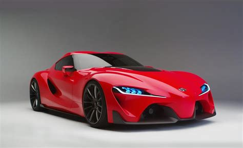 2018 sports cars 2018 toyota sports car ft 1