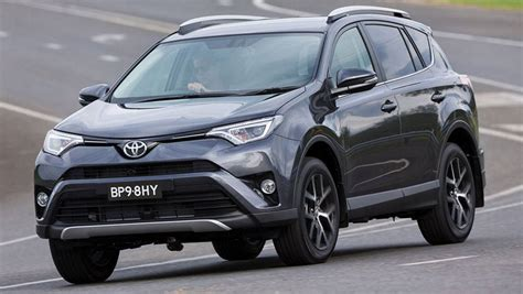 Pictures Of A Toyota Rav4 2016 Toyota Rav4 Gxl Awd Petrol Review Road Test Carsguide