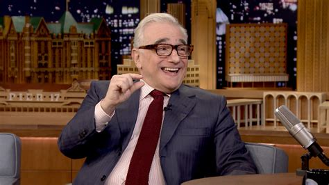 what does martin martin scorsese does his best robert de niro impression