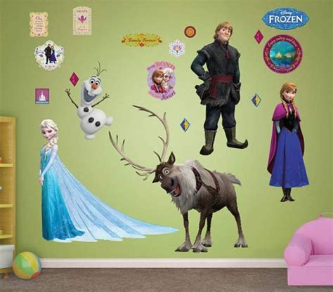 aliexpress com buy cartoon movie frozen wall sticker save 50 on disney frozen wall decals plus many more