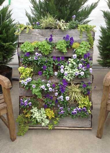 fioriere in legno fai da te fioriere da giardino fai da te realizzati con pallet 20