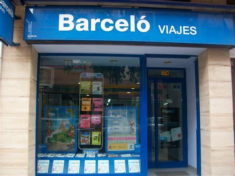 oficina barcelo viajes atenci 243 n al cliente barcel 243 viajes