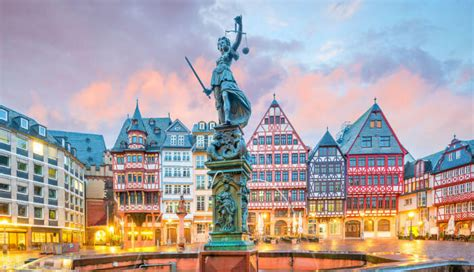 beautiful places  visit  frankfurt   trip