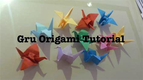 tutorial origami gru origami gru tutorial