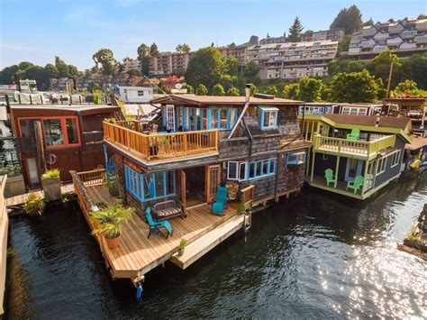 houseboats for sale seattle area seattle afloat seattle houseboats floating homes live