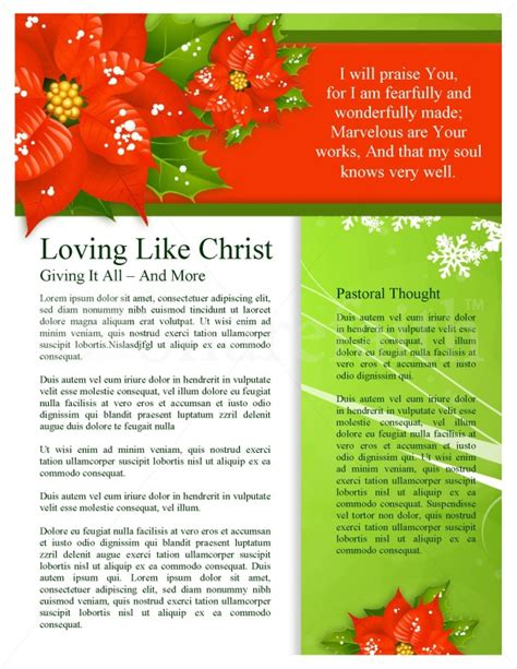 christmas newsletter templates for pages christmas colors newsletter template newsletter templates