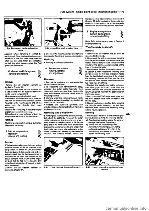 fiat punto 1998 manual fiat punto 1998 176 1 g workshop manual